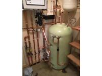 Boiler installation / Full heating systems. High standard with unbeatable price