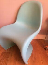 VITRA junior panton duck egg chair