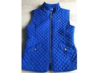 Joules Gilet age 7
