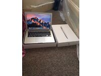 macbook air 13.3 inch year 2013 128g ssd intel core i5 processor excellent condition rarely used sel