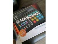NATIVE INSTRUMENTS MASCHINE MK2 - WITH SOFTWARE