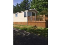 Static home swift 37ft by 12ft 2008 sited