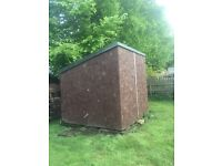 Garden shed 7.5ft x6ft