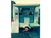 Catering trailer / burger van £800 (2 For sale read profile)