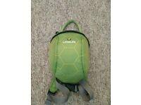 Boys turtle backpack