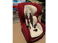 Mothercare Madrid Combination Car Seat (Group 0+/1) Burgundy