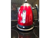 Dualit electric kettle and toaster