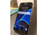 Samsung Galaxy S7 Edge Black Onyx 32GB Unlocked