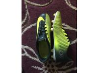Nike Mecurial CR7 Vortex Size 8