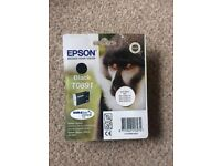 Epson black T0891 cartridge