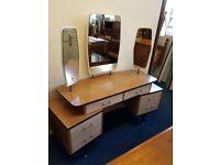 50s Berry Furniture Design 3 piece Bedroom Set