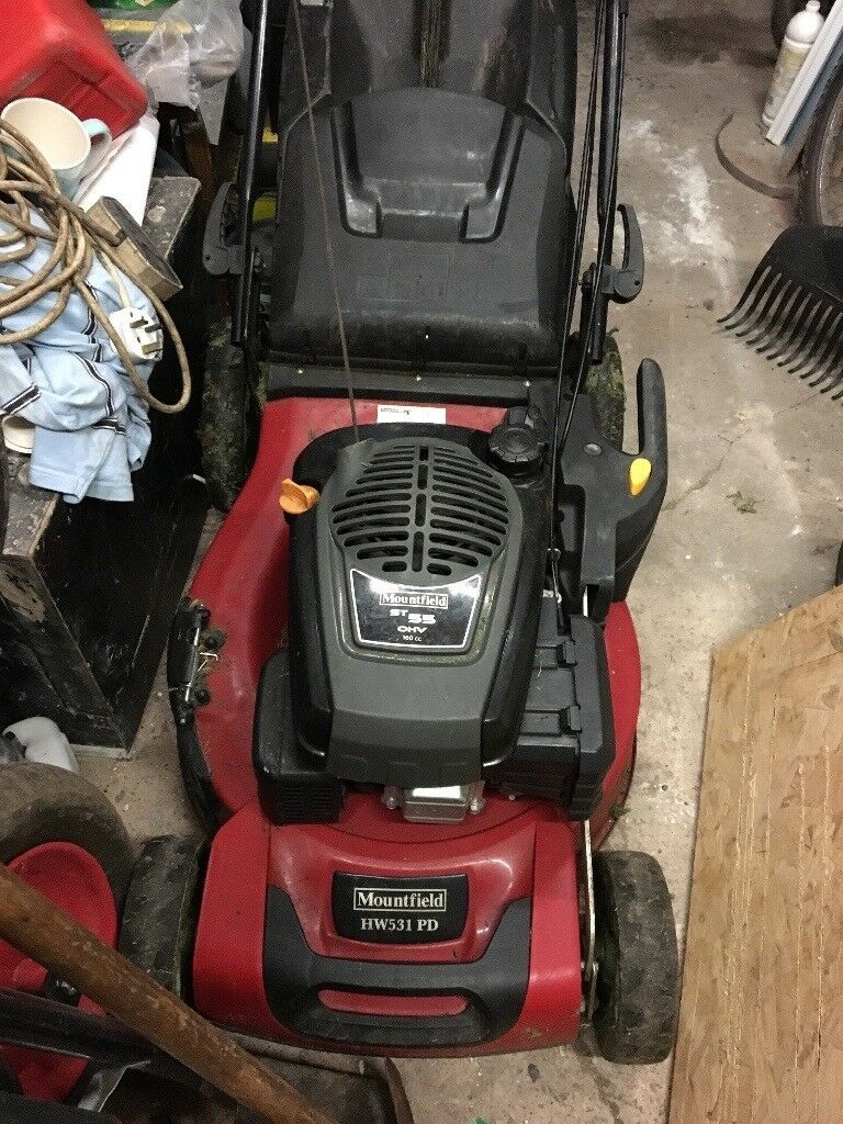 Mountfield HW531-PD Lawnmower