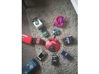 Pedals for sale! Separately/bundle w/ power supply + cables