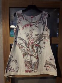 Joe Browns tunic. Size 12/14