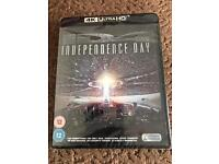 Independence Day ID4 & The Revenant 4K New