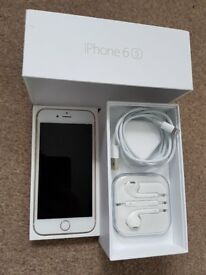 Iphone 6S 16Gb GOLD UNLOCKED Very Good Condition