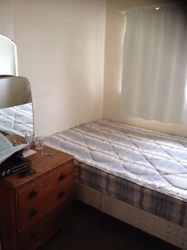 NICE SINGLE ROOM IN A QUIET THREE BED HOUSE, LIVING ROOM,WIFI,GARDEN £380 ALL INCL