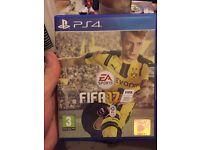 FIFA 17 ps4 £20 pick up blyth