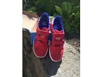 Adidas trainers BN size 2
