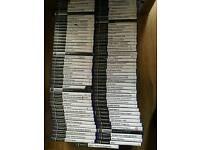 150 + PS2 Playstation 2 games! Ideal for car boot sales, Job Lot, Collectors.
