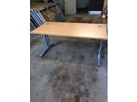 Various office desks, excellent condition