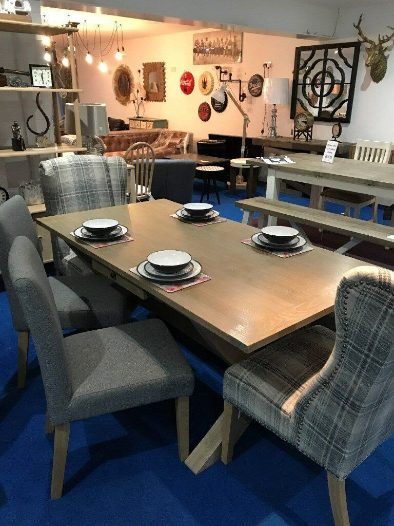 Remarkable Next Dining Table Set Bench 4 Chairs In Haslingden Lancashire Gumtree Gamerscity Chair Design For Home Gamerscityorg