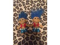 2 lucky trolls