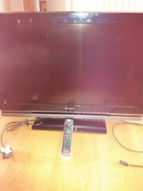 GREAT SONY 32 inches TV (Not smart TV), with stand/arial and remote control