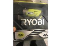 Ryobi Ergo Screwdriver Set