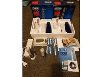 Electric toothbrush oral-b 5000