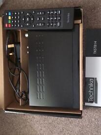 Freeview HD digital receiver