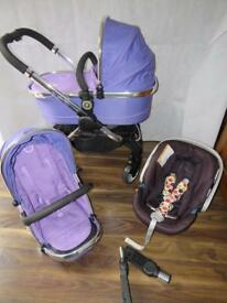 iCandy Peach Travel System Palma Violet