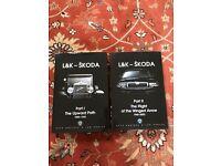 History of Skoda - 2 Volume Series