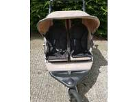 Out n about nipper 360 double pushchair stroller