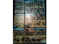 London's burning dvds