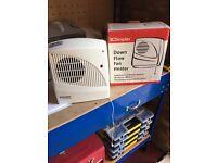 Dimplex wall fan heater