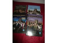 DOWNTON ABBEY. all sealed
