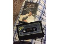 RARE TAPE Micheal Jackson Thriller Cassette Tape