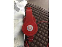 Genuine Dre Beats in excellent condition