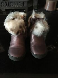 Beautiful Rondinella children's boots