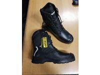 BRAND NEW Safety Boot Black Size 11 - ST190 S3 Hi Leg Metguard £85 new, £30