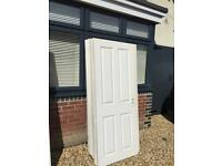 FREE! IN CHRISTCHURCH 12 x moulded doors, good condition