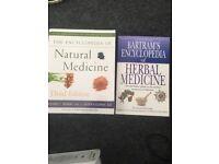 Encyclopaedia of natural medicine and encyclopaedia of herbal medicines