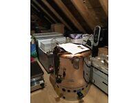 Parry lpg hot water boiler