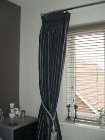 Excellent-quality, fully lined curtains