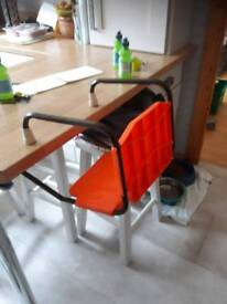 Childs table seat