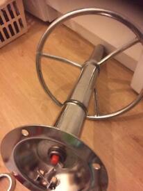 2 x gas lift stem