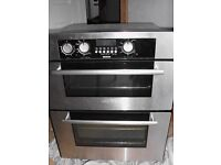 Hotpoint built under double oven