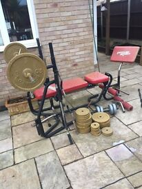 Multi gym excellent condition
