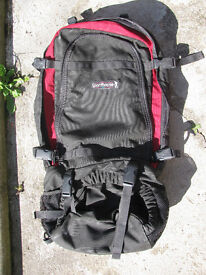 """""""Sporthouse"""" Large Rucksack, excellent condition."""